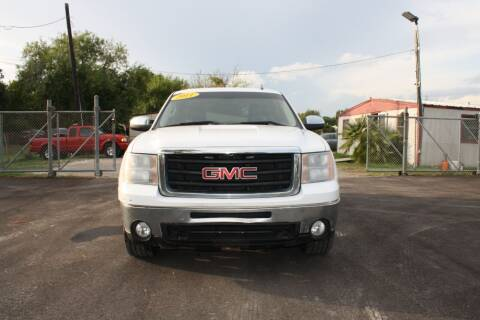 2011 GMC Sierra 1500 for sale at Fabela's Auto Sales Inc. in Dickinson TX