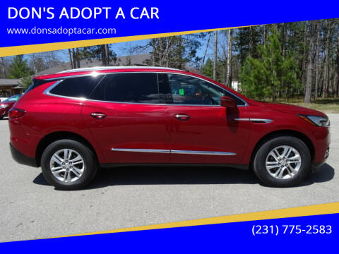 2020 Buick Enclave for sale at DON'S ADOPT A CAR in Cadillac MI