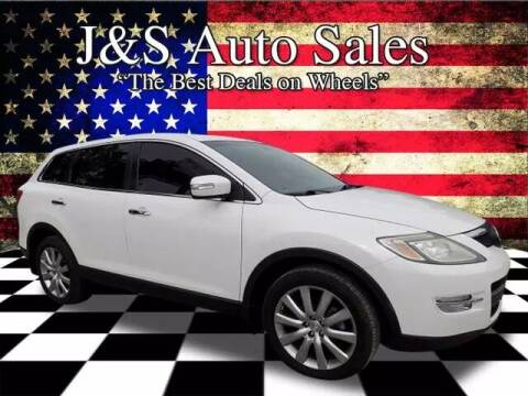 2008 Mazda CX-9 for sale at J & S Auto Sales in Clarksville TN