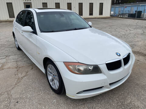 2006 BMW 3 Series for sale at Elite Motor Brokers in Austell GA