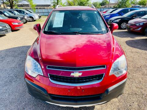 2014 Chevrolet Captiva Sport for sale at Good Auto Company LLC in Lubbock TX