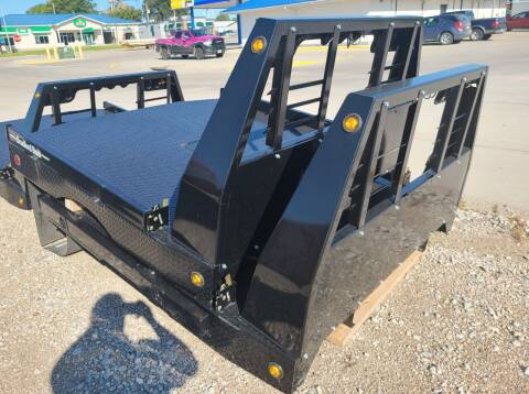 2021 Bradford Built Steel Work bed for sale at Ubetcha Auto in Saint Paul NE