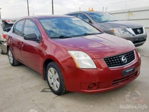 2008 Nissan Sentra for sale at KENNEDY AUTO CENTER in Bradley IL