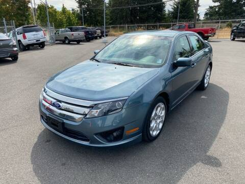 2011 Ford Fusion for sale at Vista Auto Sales in Lakewood WA