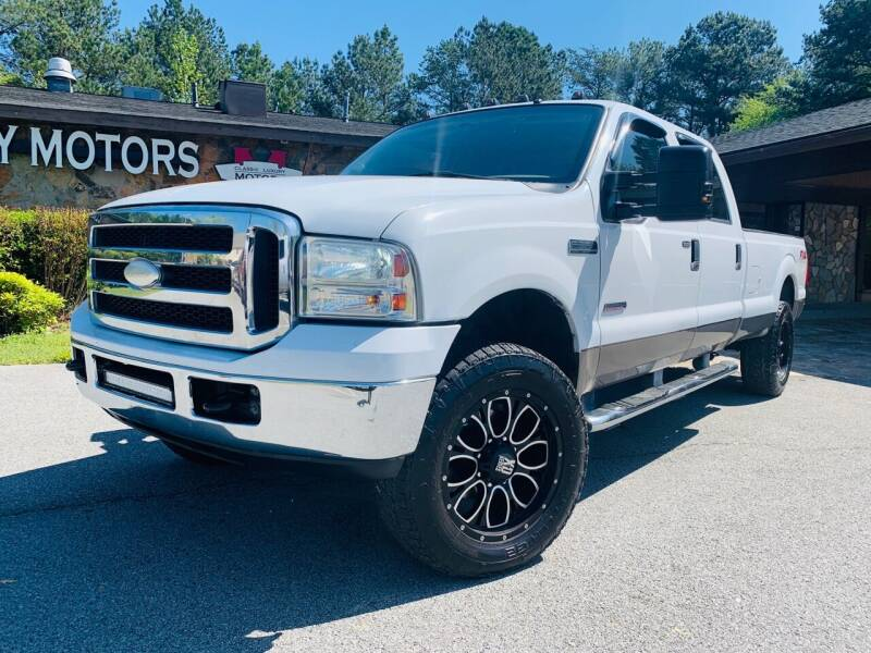 2006 Ford F-350 Super Duty for sale at Classic Luxury Motors in Buford GA