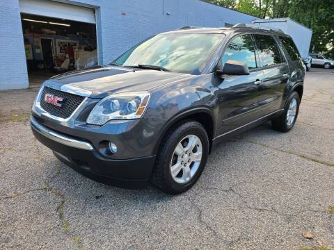 2012 GMC Acadia for sale at Devaney Auto Sales & Service in East Providence RI