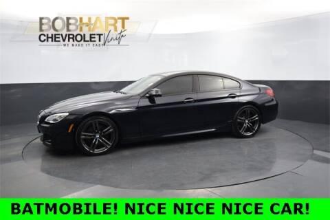 2018 BMW 6 Series for sale at BOB HART CHEVROLET in Vinita OK