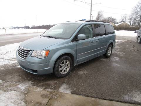 2010 Chrysler Town and Country for sale at Dunlap Motors in Dunlap IL