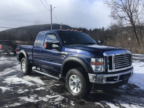 2010 Ford F-250 Super Duty for sale at AFFORDABLE AUTO SVC & SALES in Bath NY