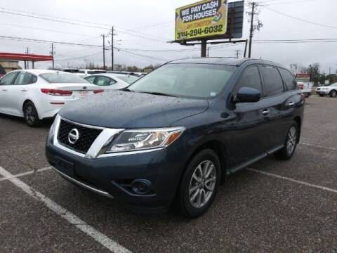 2014 Nissan Pathfinder for sale at 2nd Chance Auto Sales in Montgomery AL