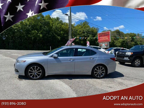2015 Acura TLX for sale at Adopt an Auto in Clarksville TN