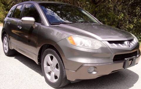2008 Acura RDX for sale at Coleman Auto Group in Austin TX
