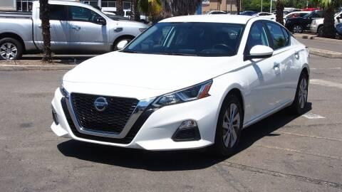 2019 Nissan Altima for sale at Okaidi Auto Sales in Sacramento CA
