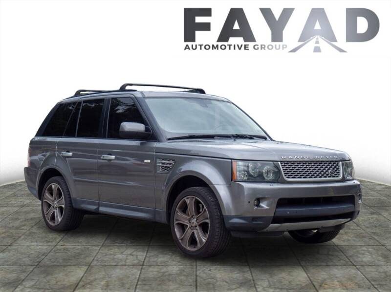 2011 Land Rover Range Rover Sport for sale at FAYAD AUTOMOTIVE GROUP in Pittsburgh PA