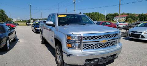 2015 Chevrolet Silverado 1500 for sale at Kelly & Kelly Supermarket of Cars in Fayetteville NC