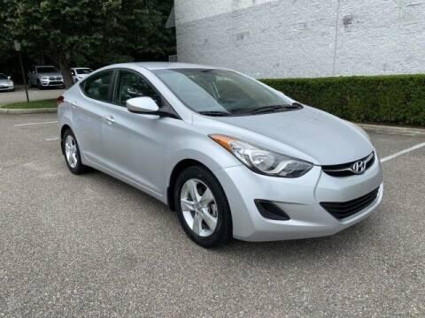 2013 Hyundai Elantra for sale at Select Auto in Smithtown NY