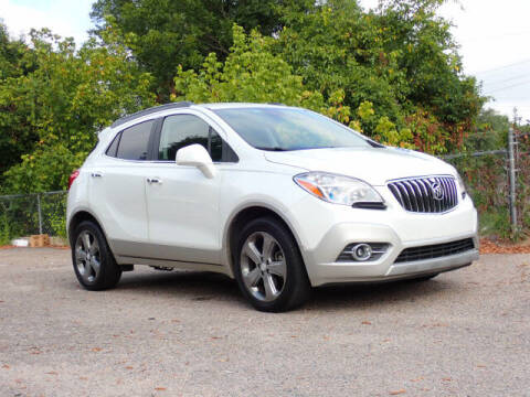 2013 Buick Encore for sale at The Auto Depot in Raleigh NC