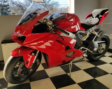 2018 Ducati Panigale for sale at Rolfs Auto Sales in Summit NJ
