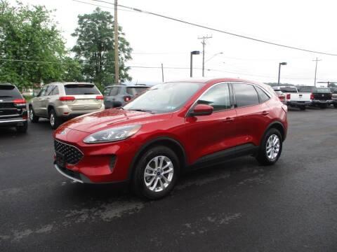 2020 Ford Escape for sale at FINAL DRIVE AUTO SALES INC in Shippensburg PA