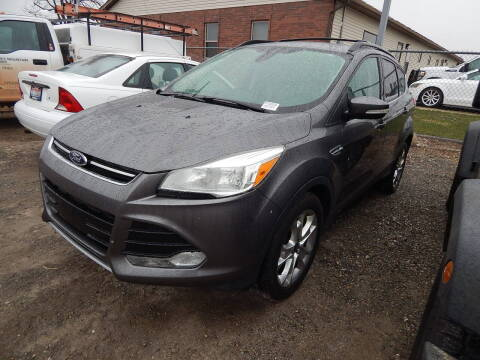 2013 Ford Escape for sale at West Motor Company - West Motor Ford in Preston ID