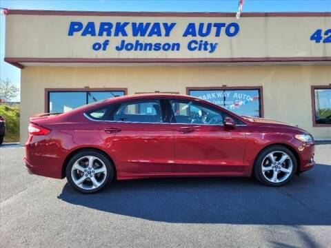 2014 Ford Fusion for sale at PARKWAY AUTO SALES OF BRISTOL - PARKWAY AUTO JOHNSON CITY in Johnson City TN