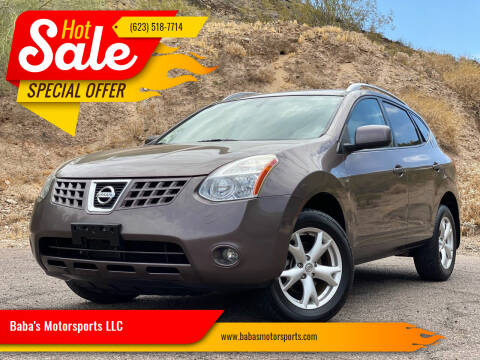 2009 Nissan Rogue for sale at Baba's Motorsports, LLC in Phoenix AZ