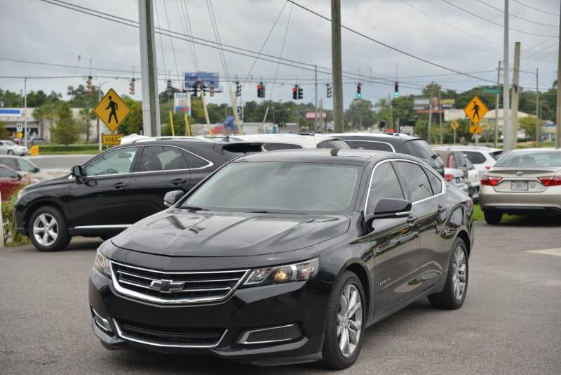 2016 Chevrolet Impala for sale at Motor Car Concepts II - Kirkman Location in Orlando FL