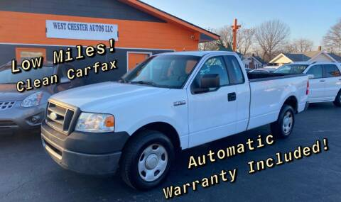 2007 Ford F-150 for sale at West Chester Autos in Hamilton OH