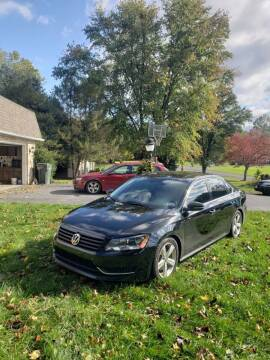 2012 Volkswagen Passat for sale at Alpine Auto Sales in Carlisle PA