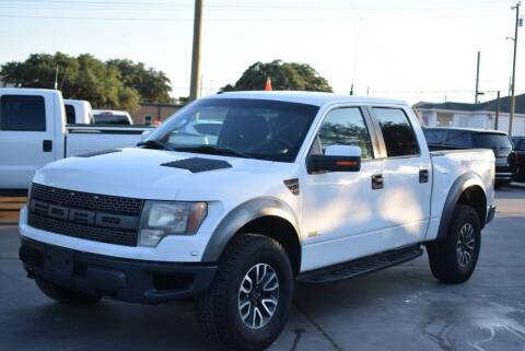 2012 Ford F-150 for sale at Capital City Trucks LLC in Round Rock TX