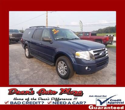 2012 Ford Expedition EL for sale at Dean's Auto Plaza in Hanover PA