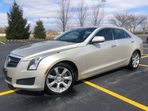 2013 Cadillac ATS for sale at Car Stars in Elmhurst IL
