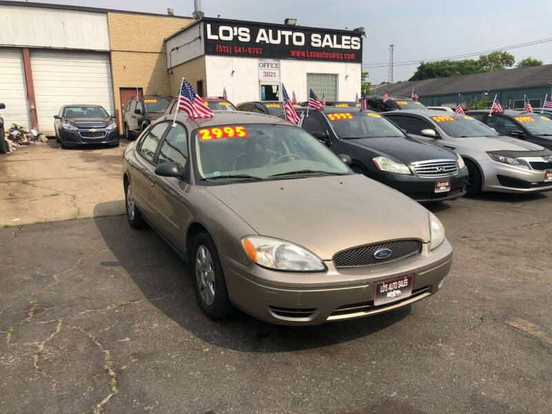 2006 Ford Taurus for sale at Lo's Auto Sales in Cincinnati OH