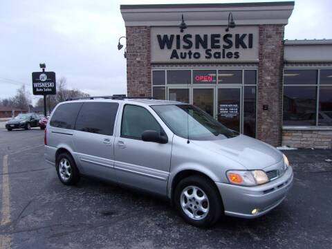 2003 Oldsmobile Silhouette for sale at Wisneski Auto Sales, Inc. in Green Bay WI