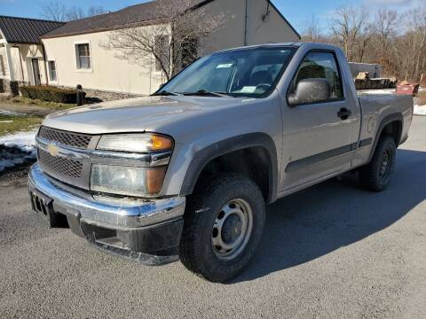 2006 Chevrolet Colorado for sale at Wallet Wise Wheels in Montgomery NY