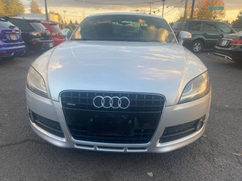 2008 Audi TT for sale at JZ Auto Sales in Happy Valley OR