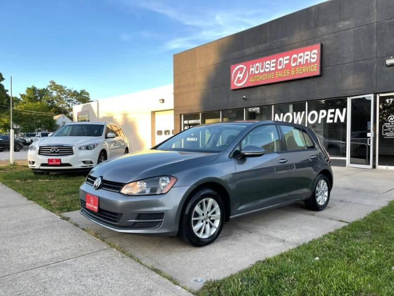 2015 Volkswagen Golf for sale in Meriden, CT