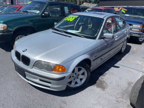 2000 BMW 3 Series for sale at American Dream Motors in Everett WA
