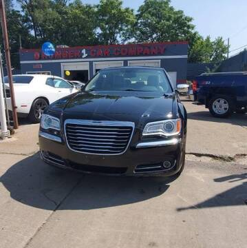 2012 Chrysler 300 for sale at Julian Auto Sales, Inc. - Number 1 Car Company in Detroit MI