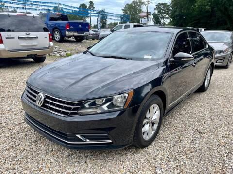 2017 Volkswagen Passat for sale at Southeast Auto Inc in Baton Rouge LA