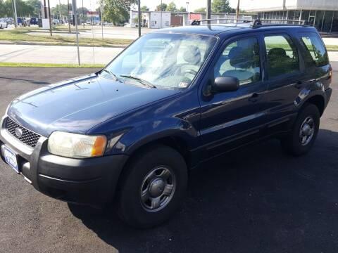 2004 Ford Escape for sale at Premier Auto Sales Inc. in Newport News VA