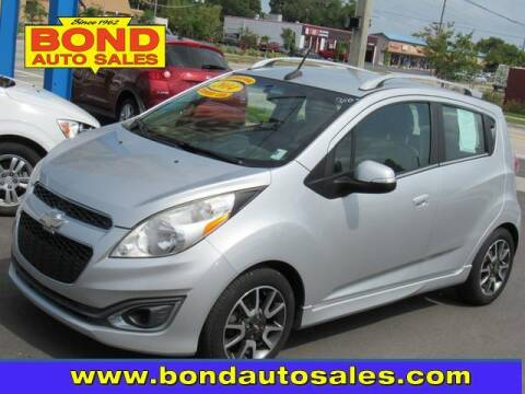 2014 Chevrolet Spark for sale at Bond Auto Sales in St Petersburg FL