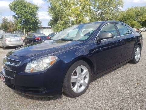 2010 Chevrolet Malibu for sale at Flex Auto Sales in Cleveland OH