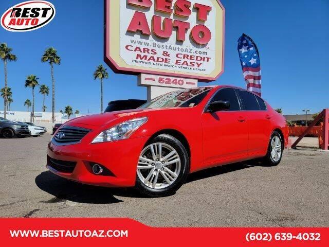 2011 Infiniti G37 Sedan for sale in Phoenix, AZ