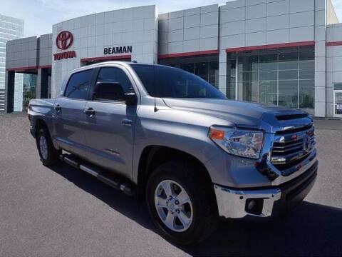 2017 Toyota Tundra for sale at BEAMAN TOYOTA in Nashville TN