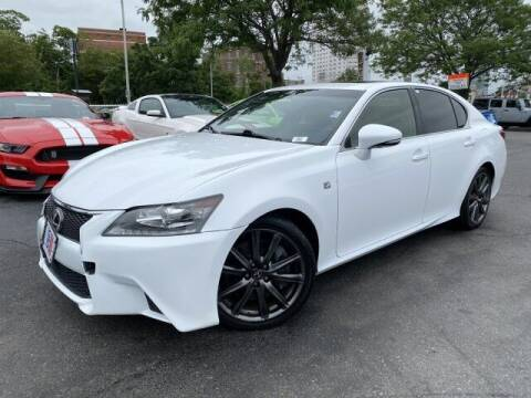 2014 Lexus GS 350 for sale at Sonias Auto Sales in Worcester MA