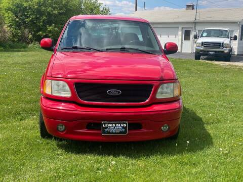 2003 Ford F-150 for sale at Lewis Blvd Auto Sales in Sioux City IA