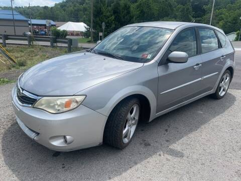 2009 Subaru Impreza for sale at Auto Town Used Cars in Morgantown WV