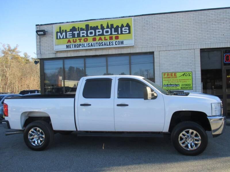 2011 Chevrolet Silverado 2500HD for sale at Metropolis Auto Sales in Pelham NH