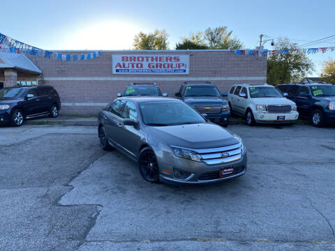 2010 Ford Fusion for sale at Brothers Auto Group in Youngstown OH